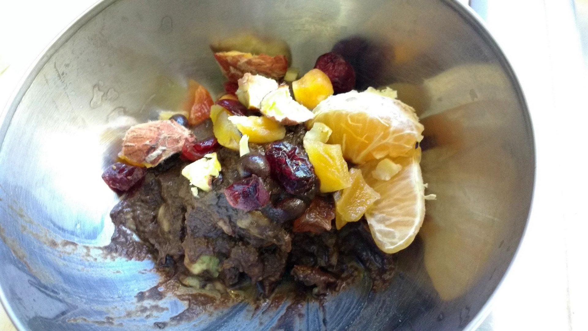 """Photo of a bowl of Terézia Ligačová's """"Avokado Pudding"""""""