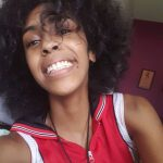 Jakya smiling