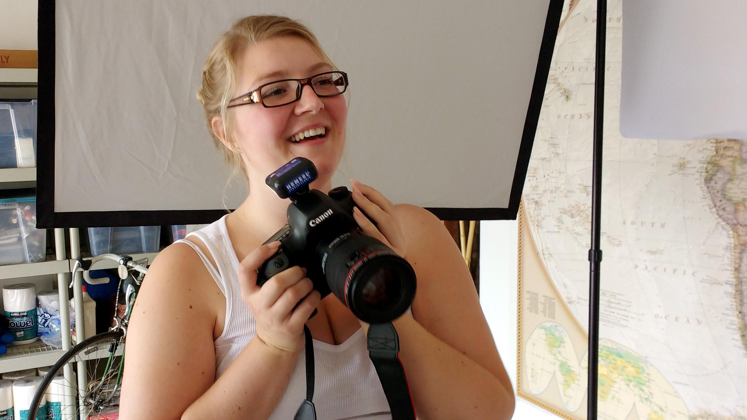 Beauty Photography Seminar